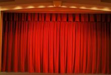 fabrics for stage curtains