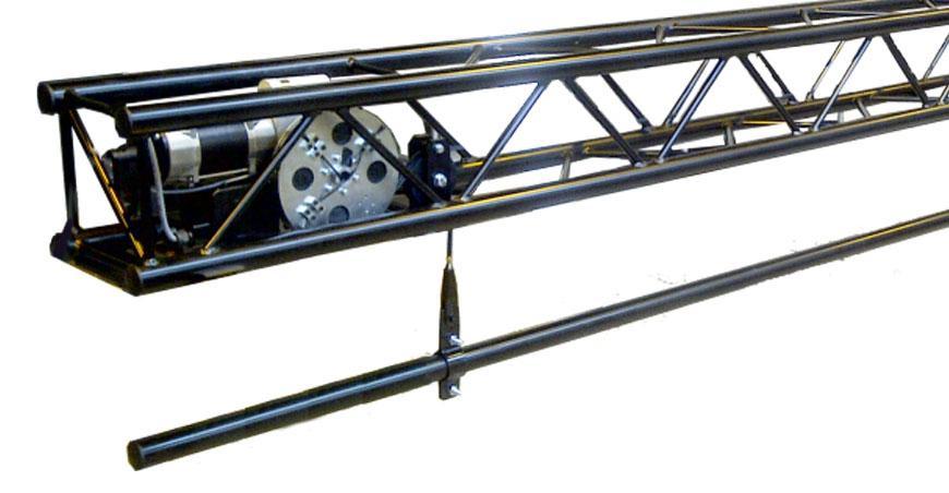 Motorized Lighting Bar