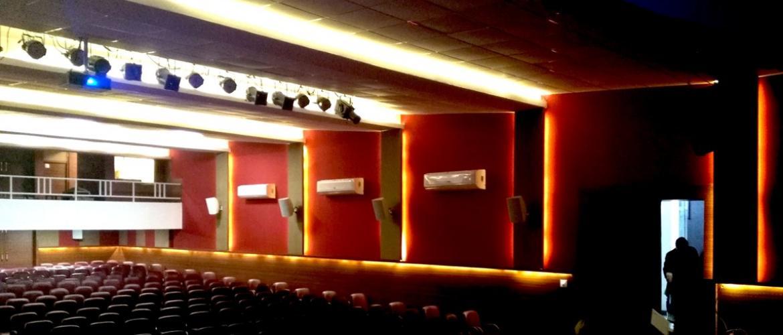 DAV Girl College Auditorium Yamunanagar